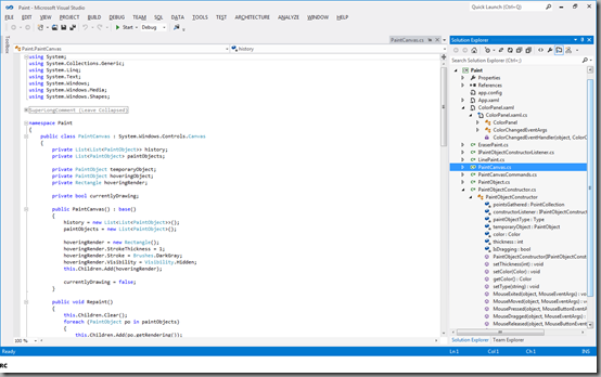 2012 Visual Studio
