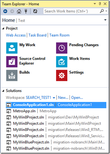 love Visual Studio 2013