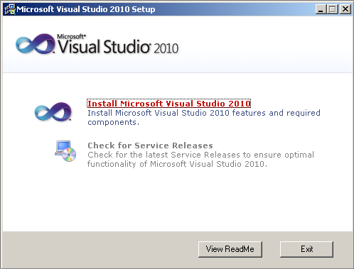Visual Studio 2010 Ultimate Setup Insallation and features analyze
