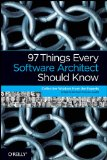 97 things architect should know